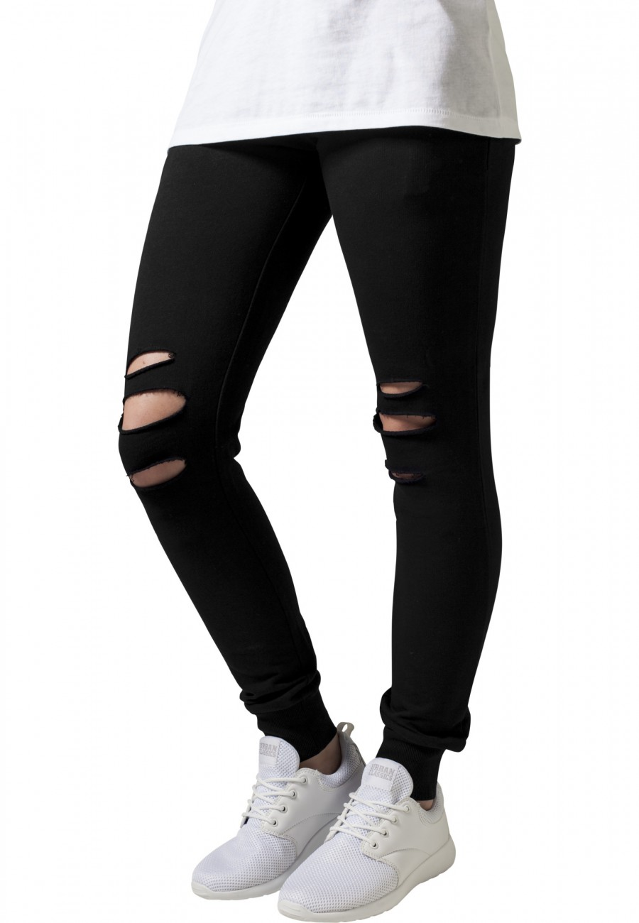 urban-classics-damen-sweathose-ladies-cutted-terry-pants