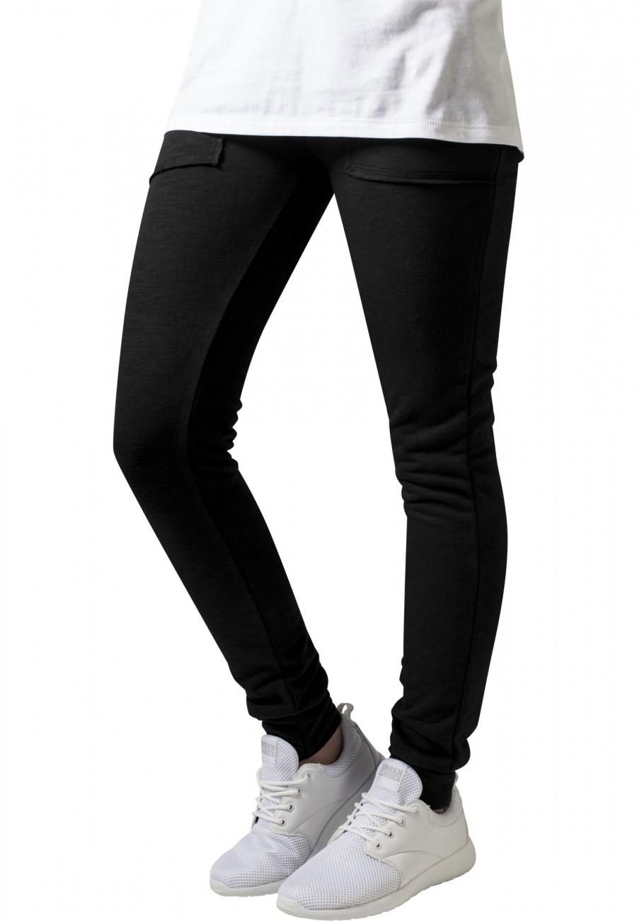 urban-classics-damen-sweathose-ladies-fitted-slub-terry-pants, 28.38 EUR @ jeans