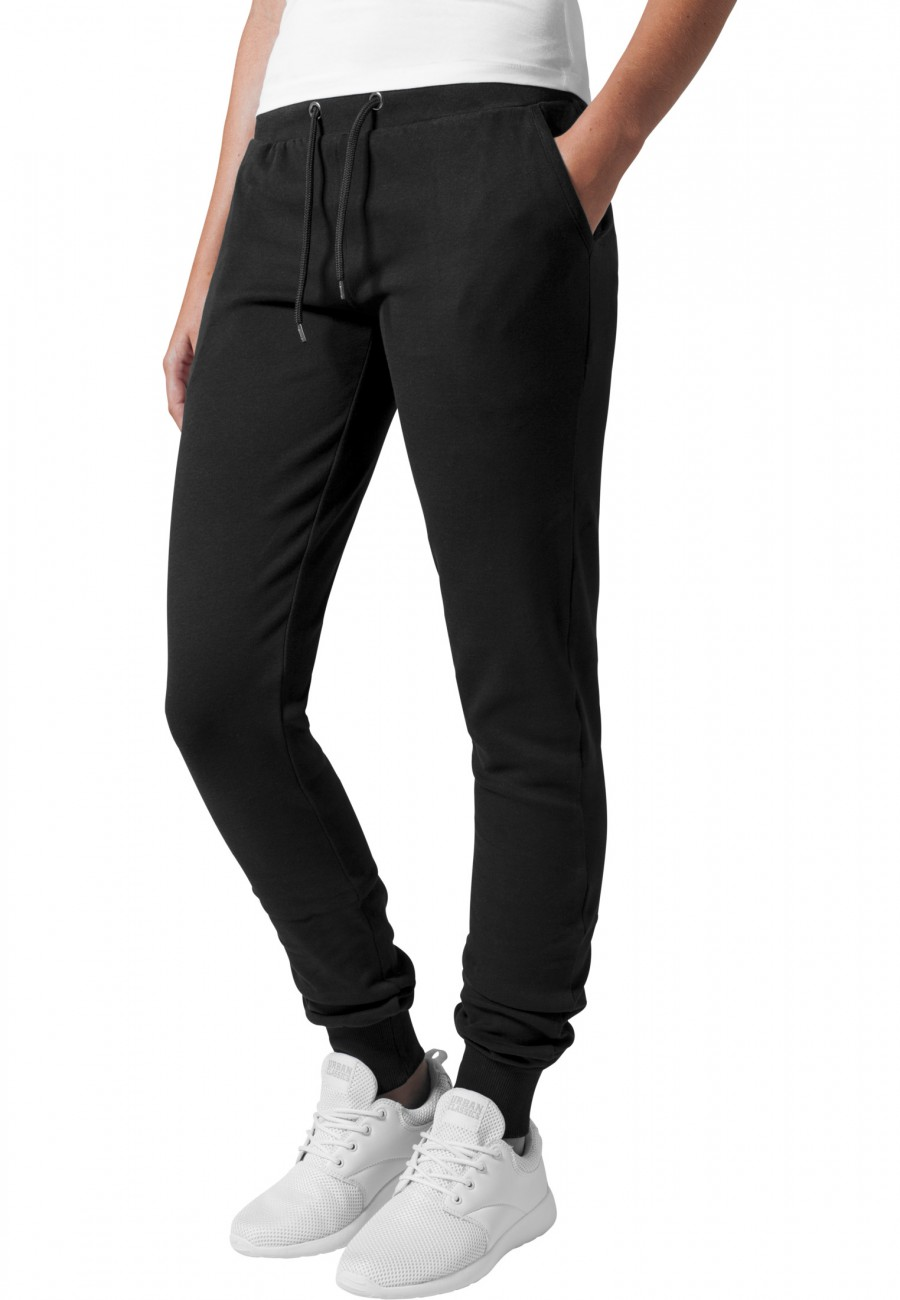 urban-classics-damen-sweathose-ladies-fitted-athletic-pants