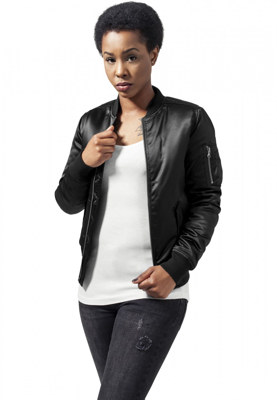 urban-classics-damen-jacke-ladies-satin-bomber-jacket
