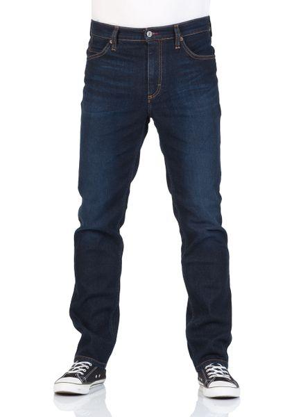 Mustang Herren Jeans Tramper - Tapered Fit - Blau - Rinse