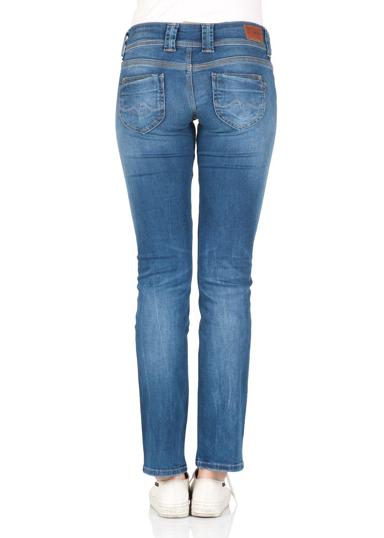 pepe-jeans-damen-jeans-venus-regular-fit-ultra-fade-blau-blue-denim, 89.00 EUR @ jeans