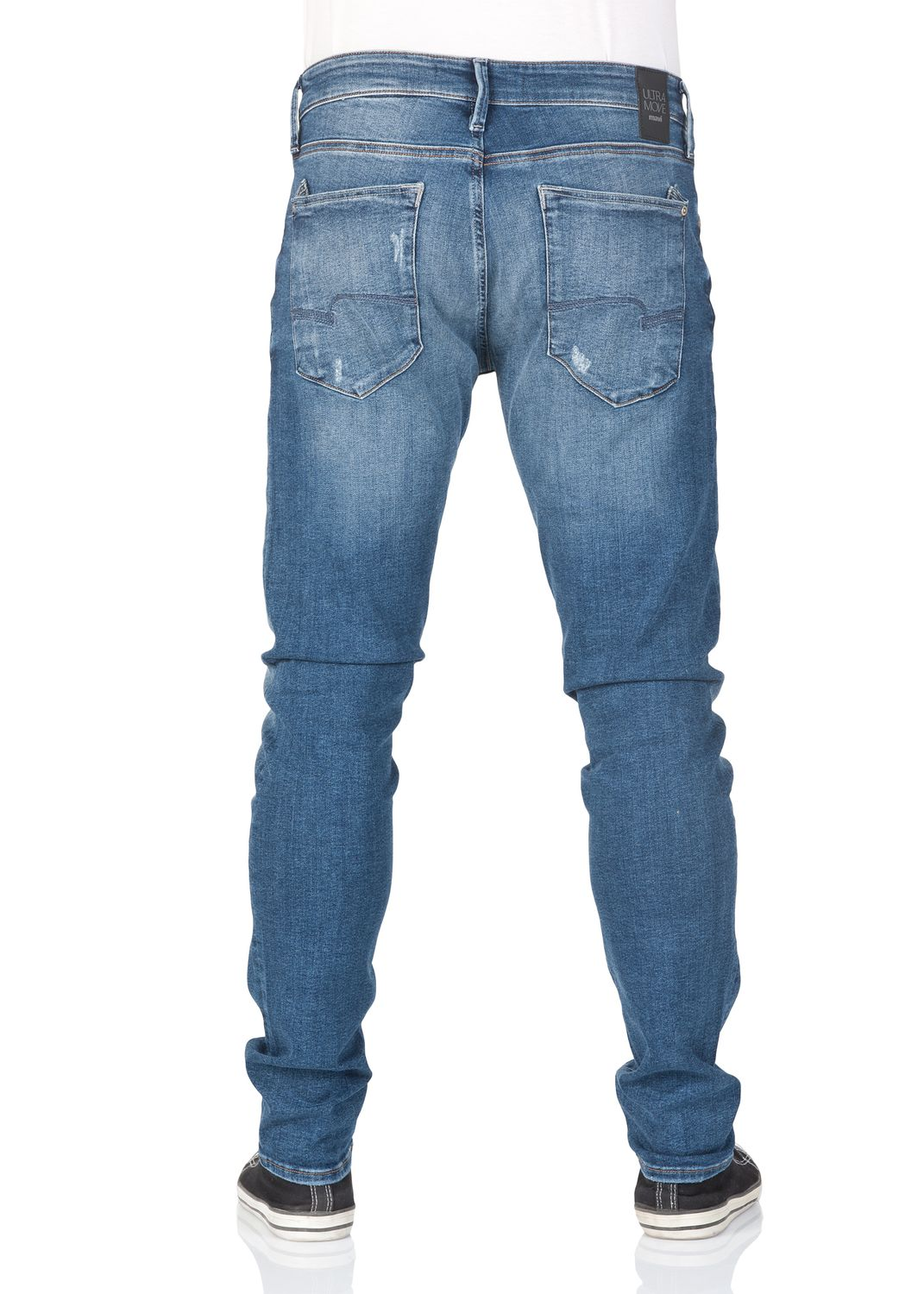 mavi-herren-jeans-james-skinny-fit-blau-mid-brushed-ultra-move, 71.96 EUR @ jeans