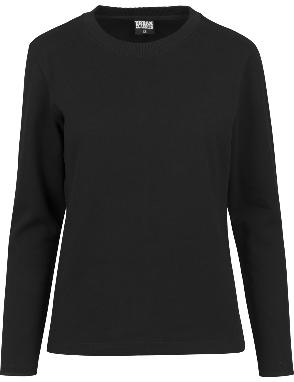 urban-classics-damen-sweater-athletic-interlock-crewneck