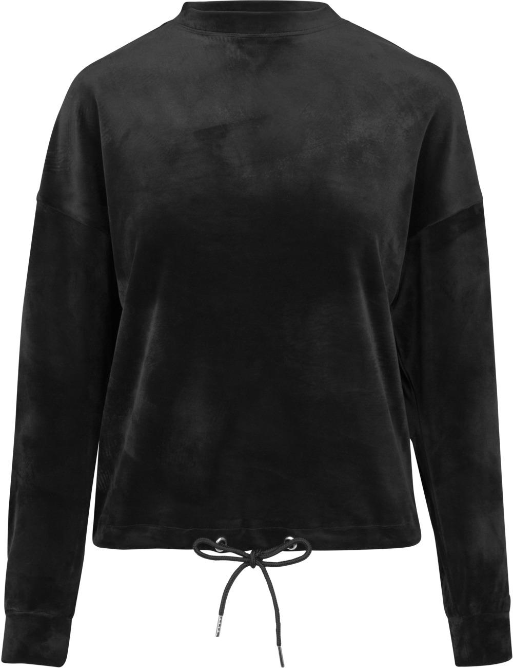 urban-classics-damen-oversized-velvet-crew, 34.90 EUR @ jeans