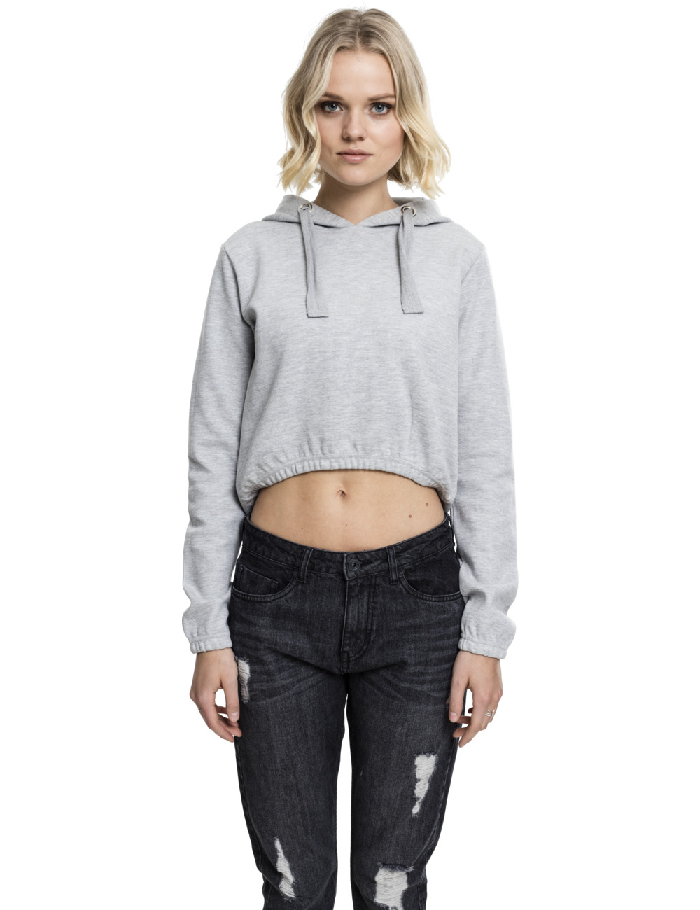 urban-classics-ladies-interlock-short-hoody