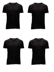 Black (12058529) - O-Neck