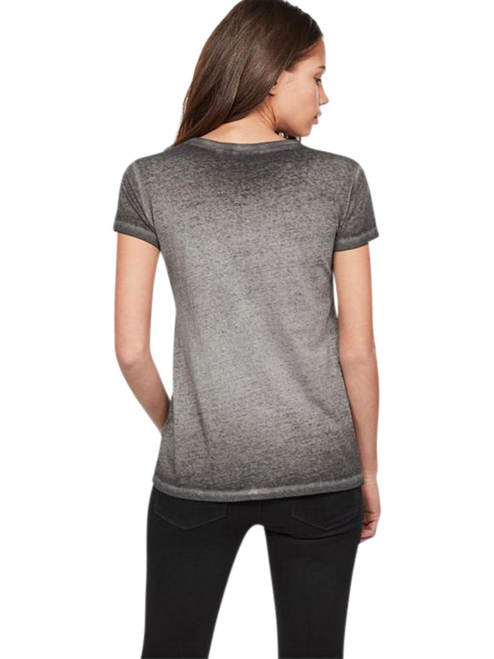 G-Star Damen T-Shirt Trozera - Straight Fit