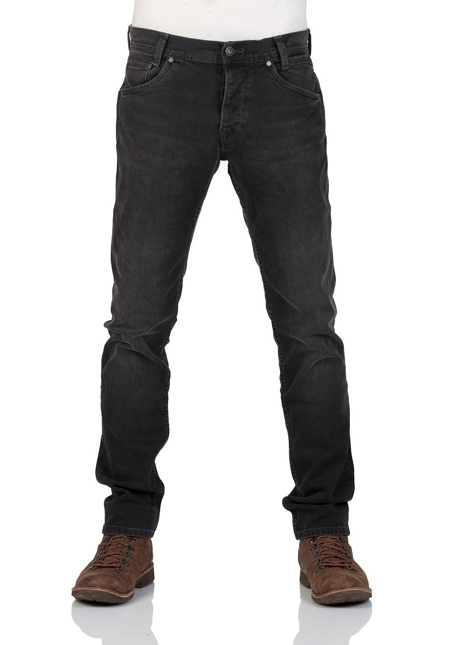 reduzierter Preis letzte Veröffentlichung Finden Sie den niedrigsten Preis Pepe Jeans Herren Jeans Spike - Slim Fit - Schwarz - Black Denim