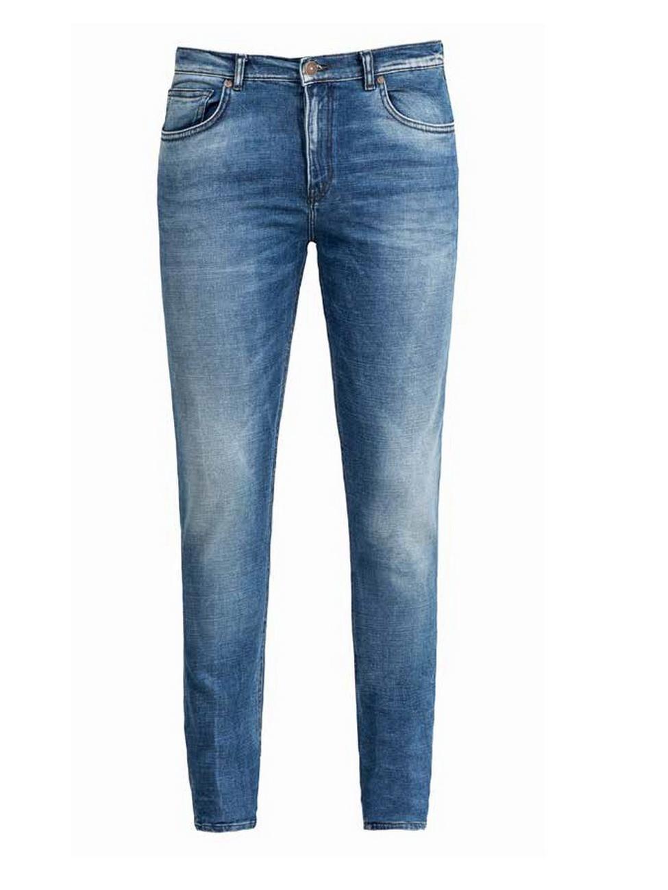 ltb herren jeans smarty super skinny fit blau batur wash kaufen jeans direct de. Black Bedroom Furniture Sets. Home Design Ideas