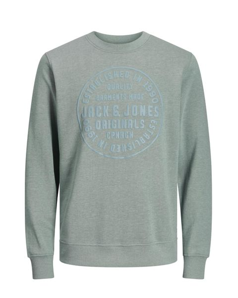 Jack & Jones Herren Sweater JORSTUDIO SWEAT MIX