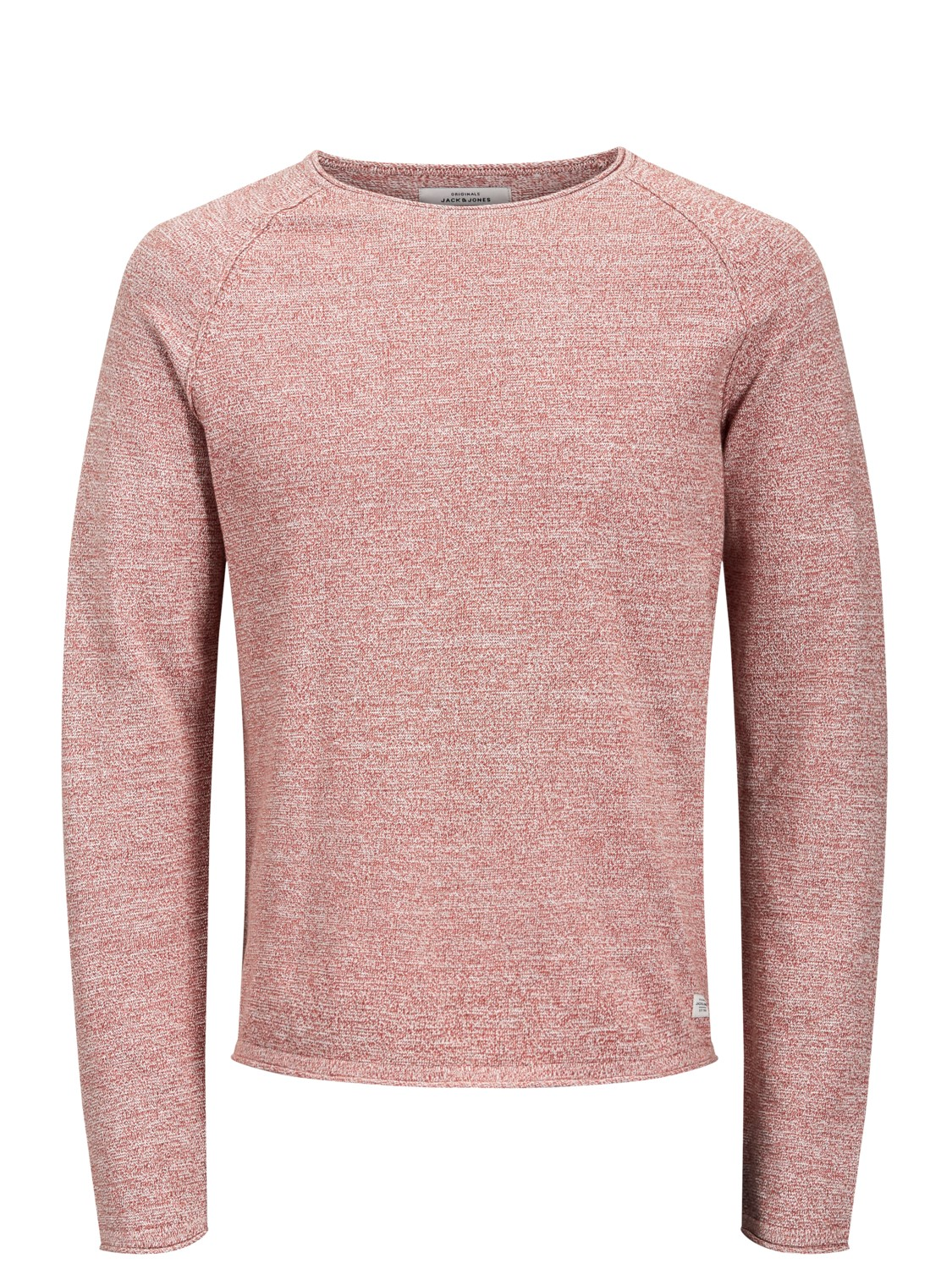 Jack & Jones Herren Pullover JORUNION KNIT CREW NECK