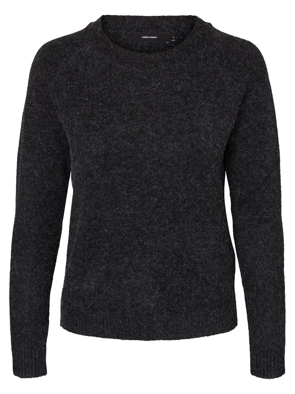 Vero Moda Damen Pullover VMDOFFY LS O-NECK kaufen - JEANS-DIRECT.DE cfabf700c4