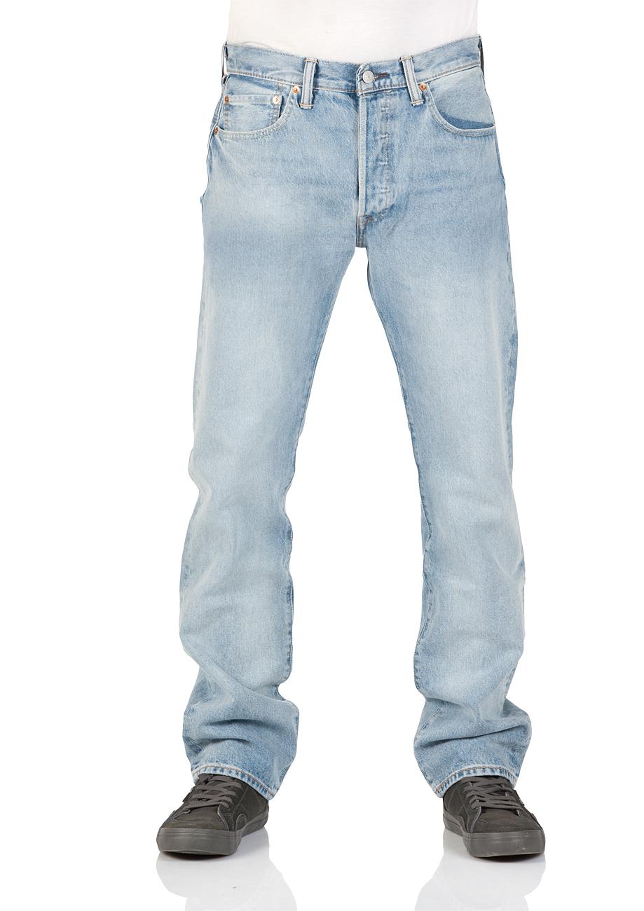 Levis® Mohawk Blau Fit Herren Warp 501® Original Jeans txQBsdhCr