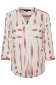 Snow White Stripes POPPY RED (10201275)