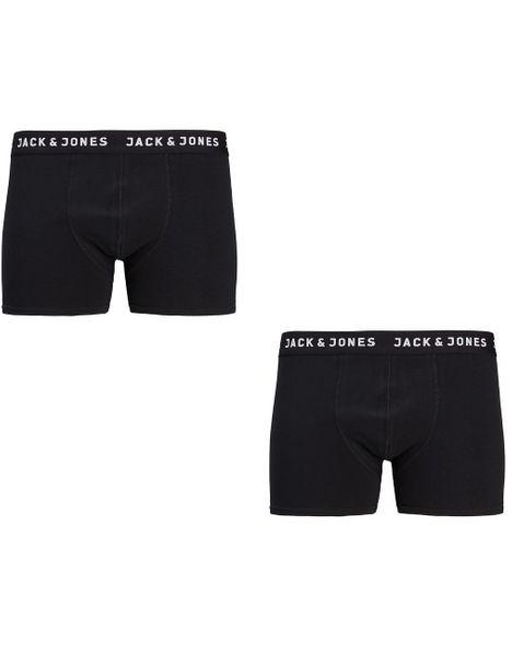Jack & Jones Herren Boxershort JACJON TRUNKS - 2er Pack