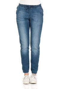 4e2c1ea40d0a7b Lee Damen Sweat Jeans - Relaxed Fit - Blau - Rocky Blue