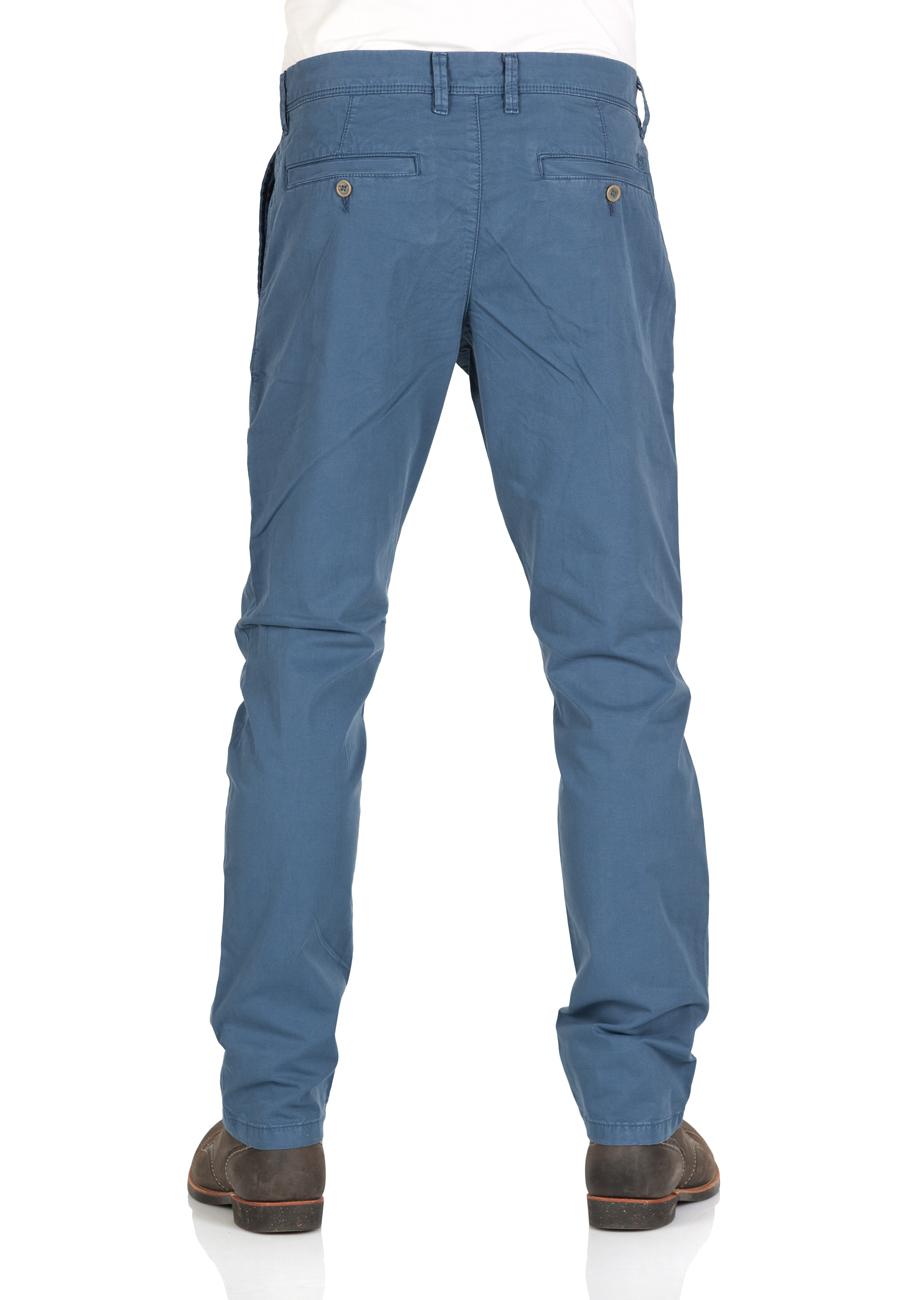 Mustang Herren Jeans Tramper - Tapered Fit - Blau - Bearing Sea