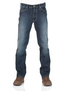 W30 -to- W44 // STONE WASHED Mustang Tramper Herren Jeans Sweat Denim