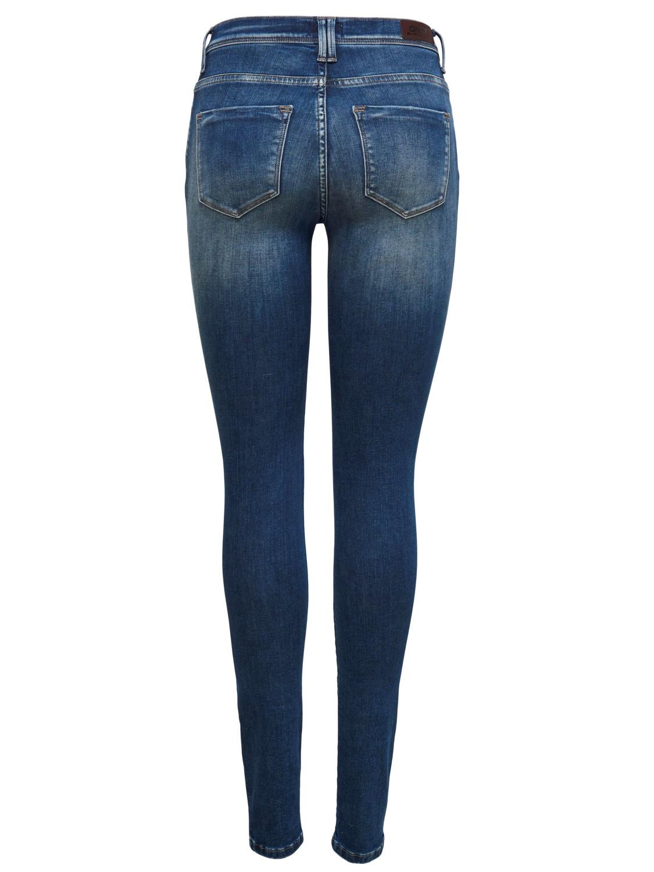 only-damen-jeans-onlshape-reg-sk-dnm-jeans-rea4488-skinny-fit-blau-dark-blue