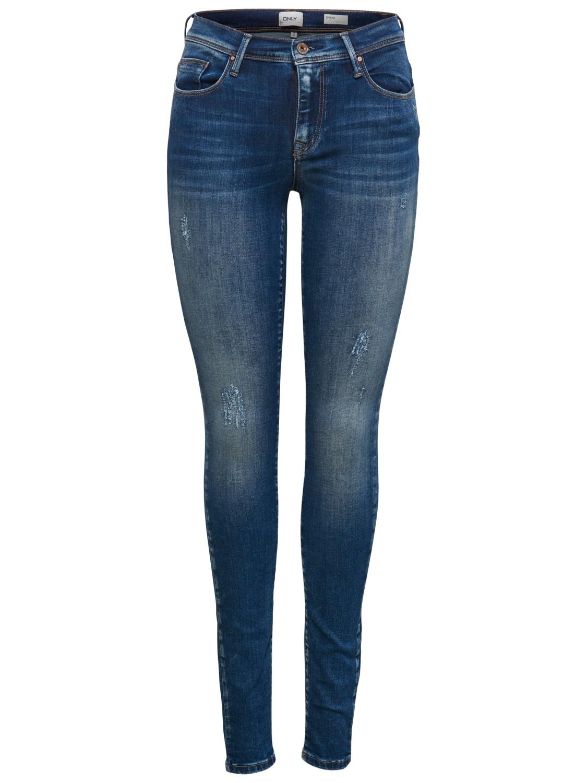 akzeptabler Preis 60% Rabatt wie man serch Only Damen Jeans onlSHAPE REG SK DNM JEANS REA4488 - Skinny Fit ...