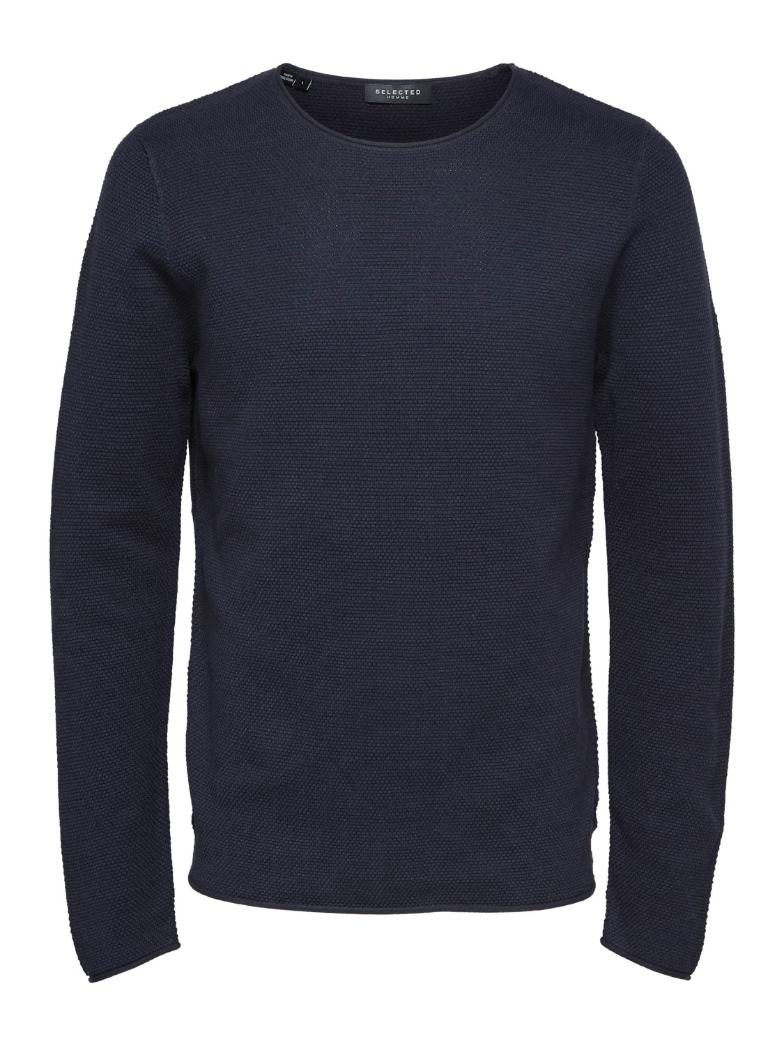selected-herren-pullover-slhrocky-crew-neck