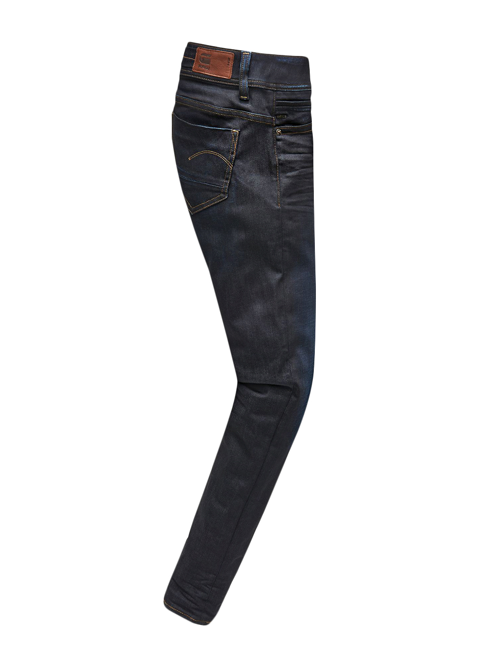 g-star-damen-jeans-midge-saddle-mid-waist-straight-fit-blau-dark-aged, 99.95 EUR @ jeans