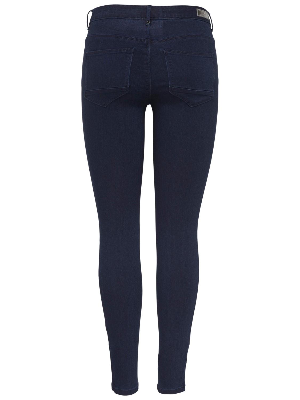 only-damen-jeans-onlkendell-reg-sk-ank-etnal-crya011-skinny-fit-blau-dark-blue