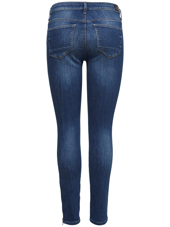 only-damen-jeans-onlkendell-reg-sk-ank-jns-cre178067-skinny-fit-blau-medium-blue
