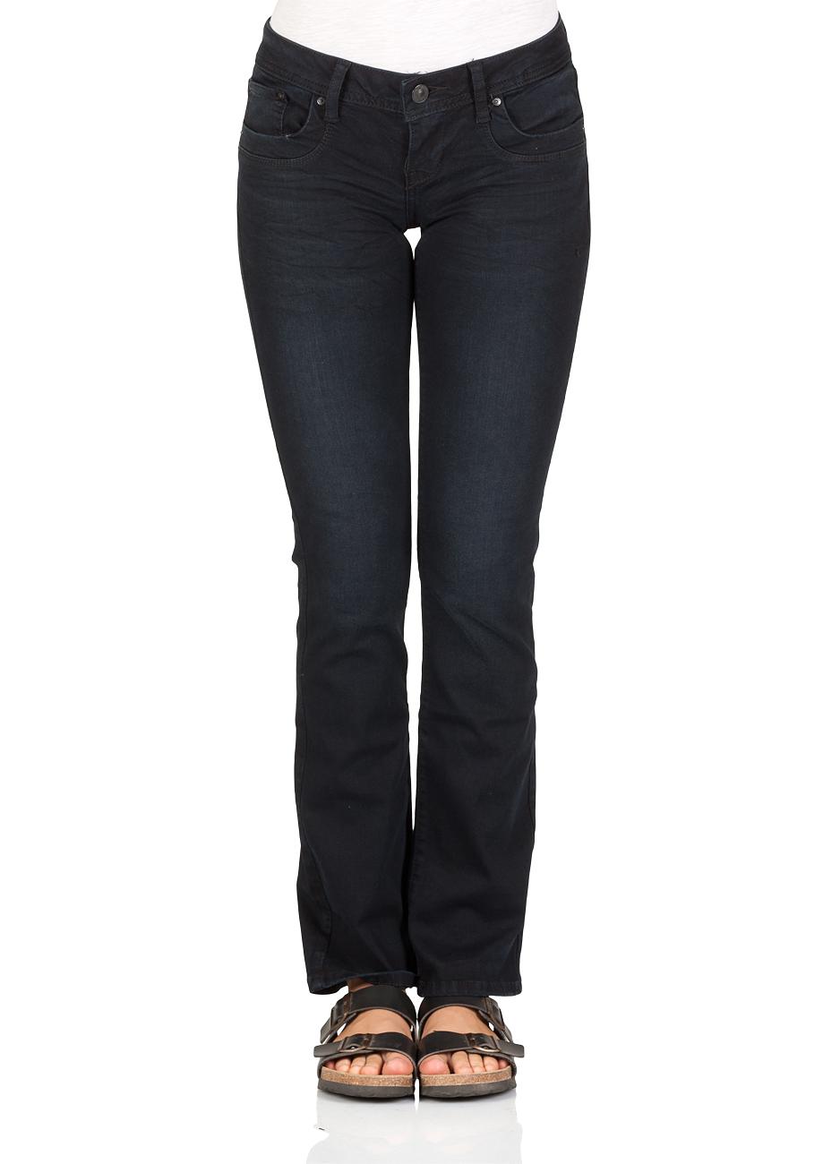 LTB Damen Jeans Valerie X Bootcut Blau Camenta Wash