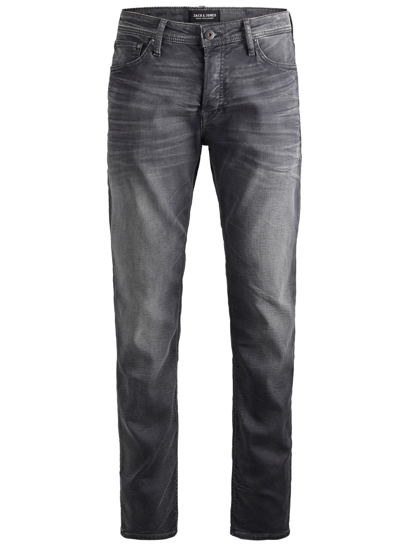100% authentic a82e9 12612 Jack & Jones Herren Jeans JJIMIKE JJORIGINAL JOS 197 I.K - Comfort Fit -  Grau - Grey Denim