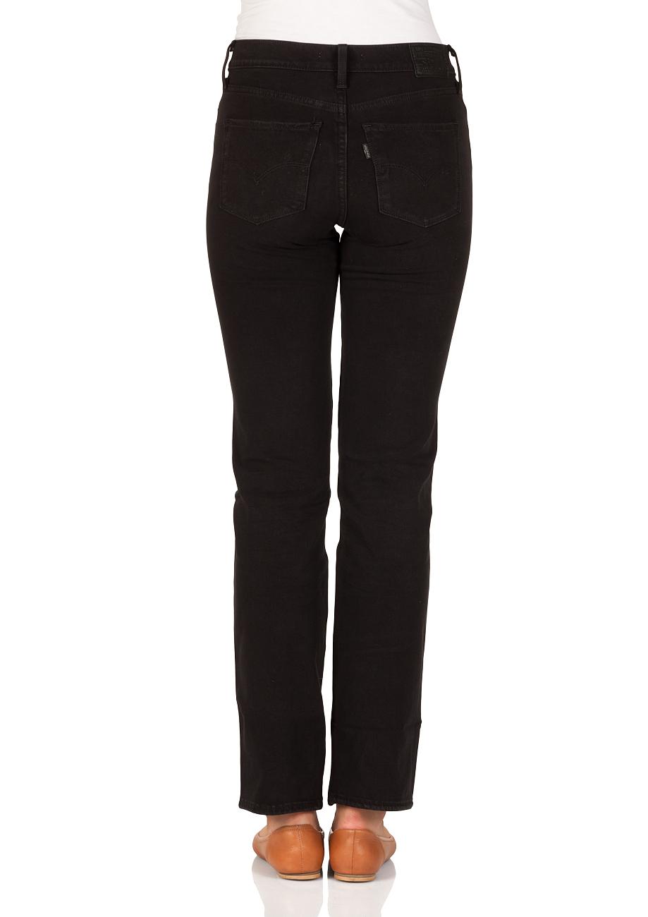 levis-damen-jeans-314-shaping-straight-fit-schwarz-new-ult, 89.95 EUR @ jeans