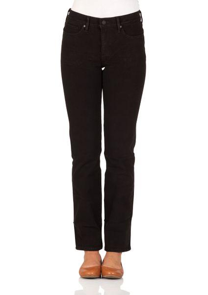 Double Black Str Schwarz Superskinny Fit Mavi Damen Jeans Adriana Ankle