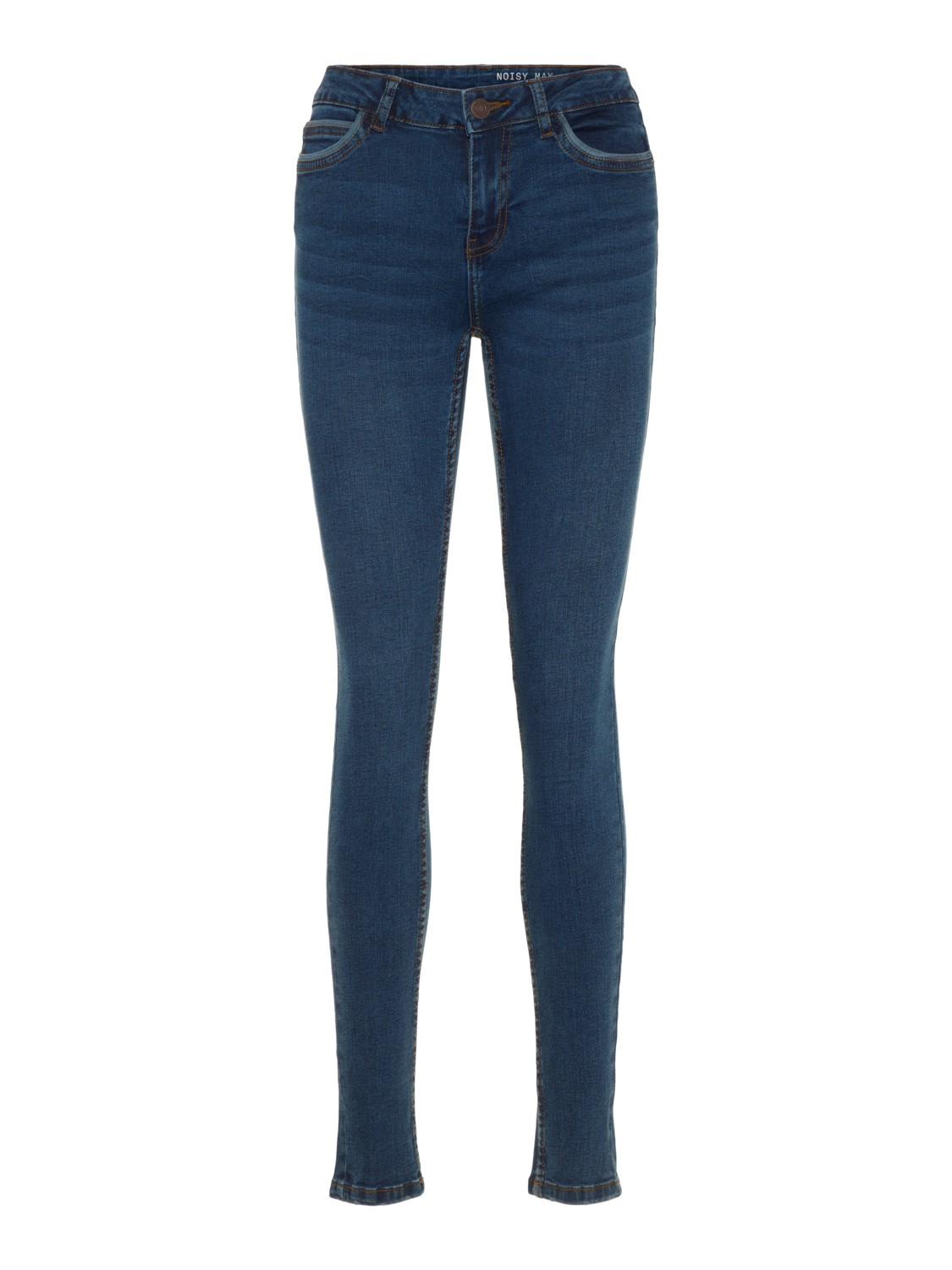 Noisy May Damen Jeans NMLUCY NW PCKT PIPING JEA...