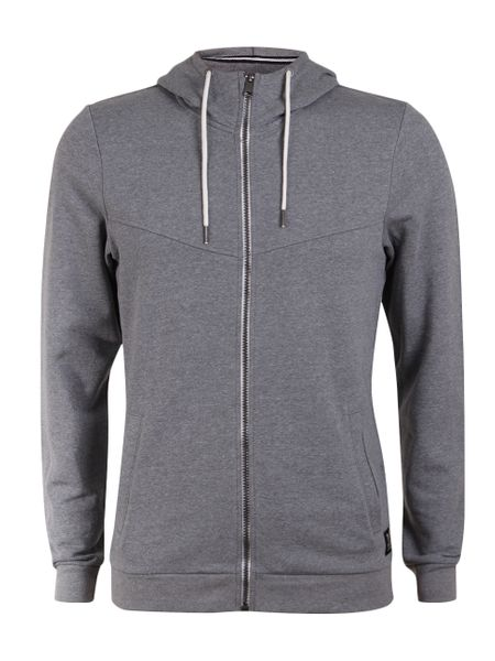Tom Tailor Denim Herren Kapuzensweater Hoodyjacket