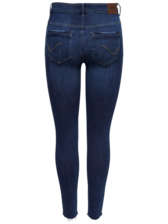 only-damen-jeans-onlpaola-hw-sk-dnm-jeans-azgz878-skinny-fit-blau-dark-blue