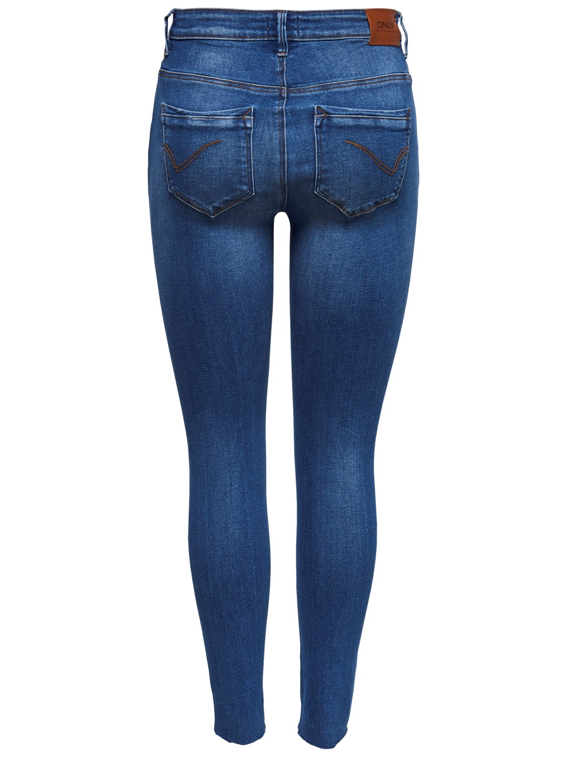 only-damen-jeans-onlpaola-hw-sk-dnm-jeans-azg0007-skinny-fit-blau-medium-blue