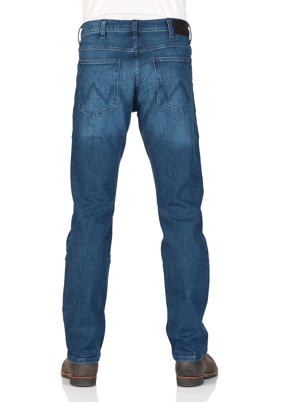 wrangler-herren-jeans-arizona-regular-fit-blau-schwarz-blue-burn-cross-blue-broke-blue-