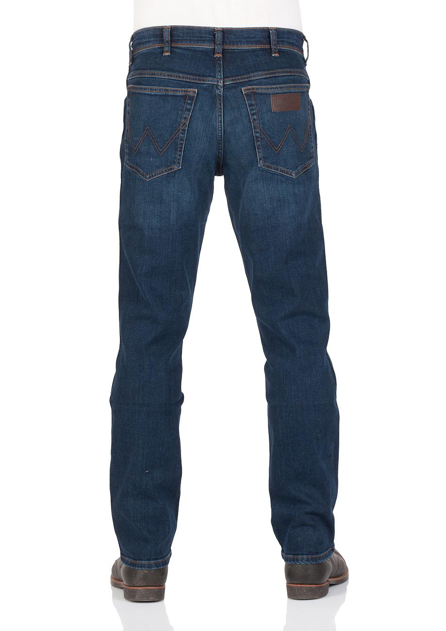 wrangler-herren-jeans-texas-stretch-regular-fit-blau-mid-rocks-funk-grey-bonfire-blue-bl, 59.95 EUR @ jeans