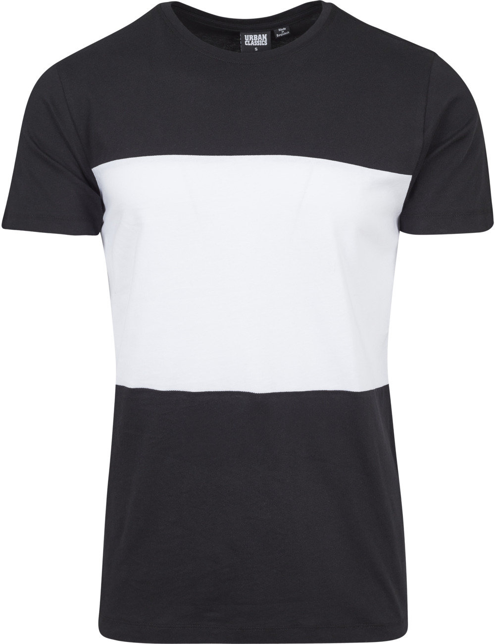 urban-classics-herren-t-shirt-contrast-panel-regular-fit