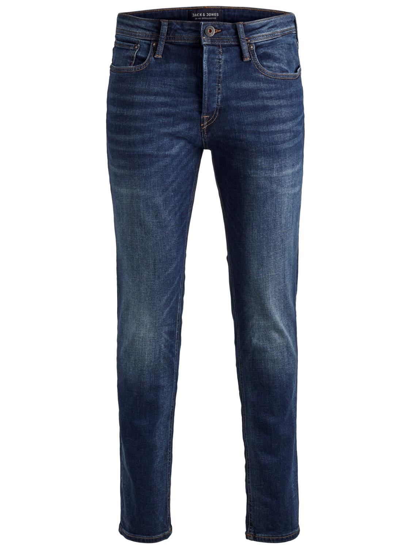 635ed7c3b2eb74 Jack   Jones Herren Jeans JJITIM JJORIGINAL AM 782 50SPS - Slim Fit - Blau  ...