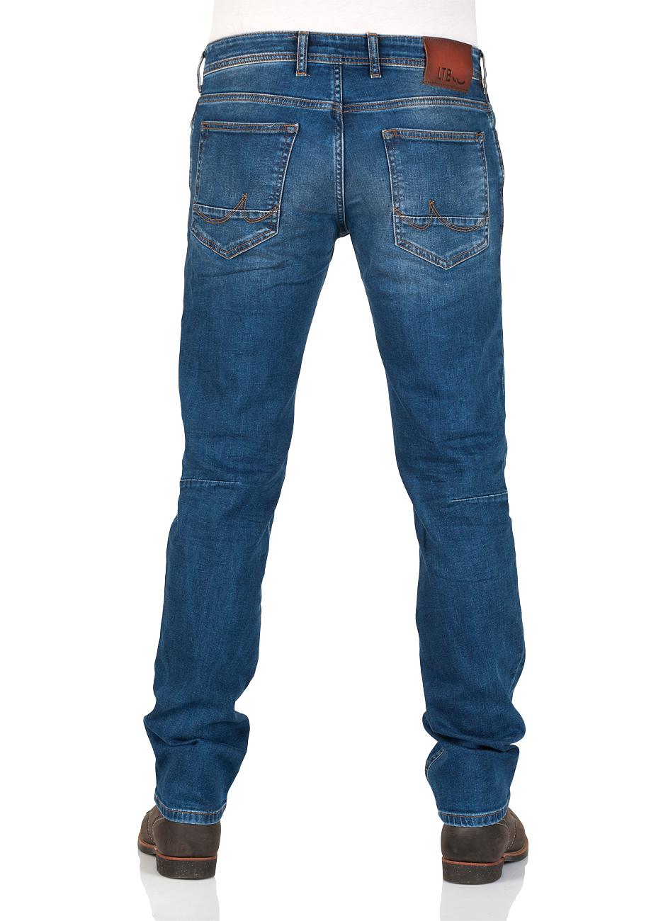 LTB Herren Jeans Paul H - Straight Fit - Blau - Arnie Wash