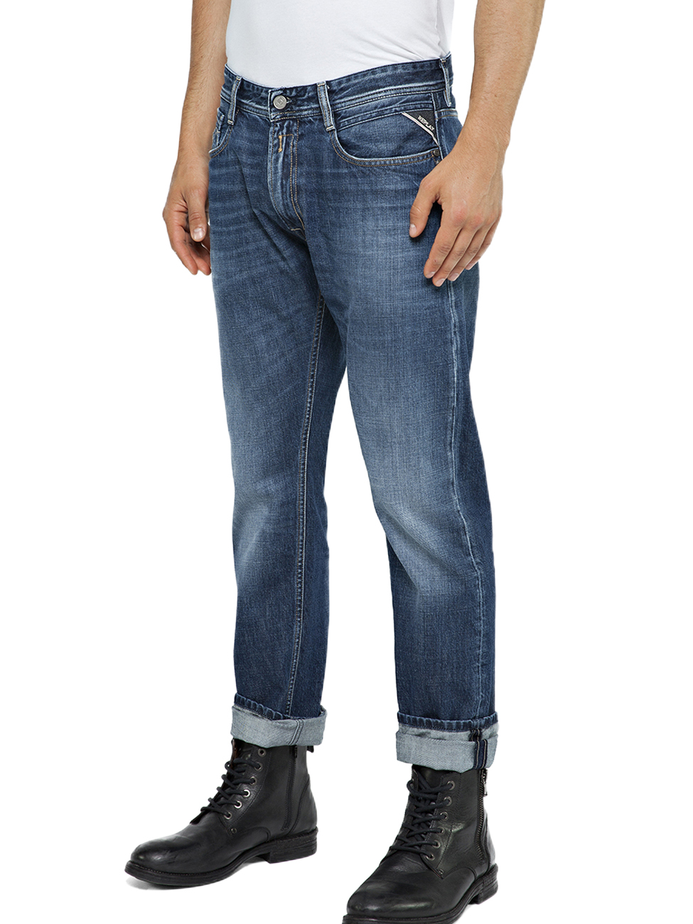 replay-herren-jeans-rob-slim-fit-blau-dark-blue-denim, 99.00 EUR @ jeans