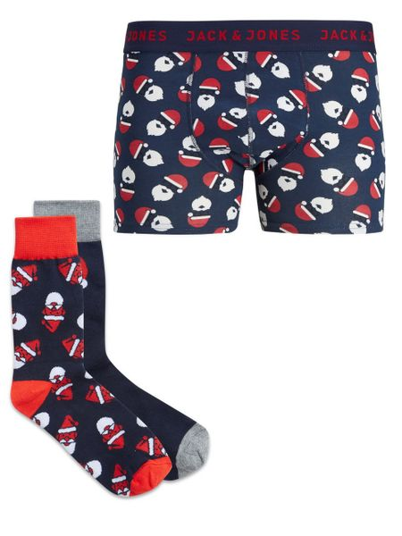 Jack & Jones Herren Geschenkbox TRUNKS & SOCKS