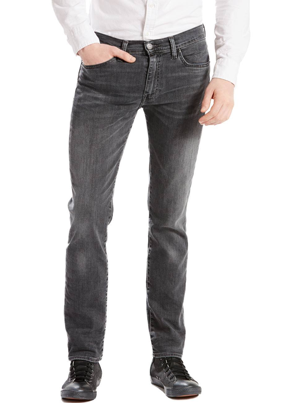 online retailer 39675 51245 Levis® Herren Jeans 511® - Slim Fit - Grau - Headed East