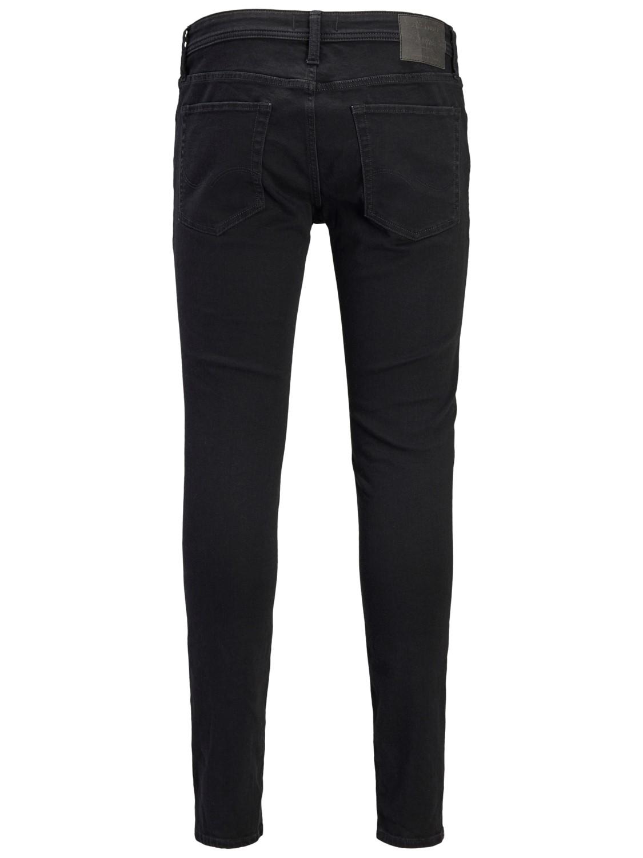 4c66632c5ad75d Jack   Jones Herren Jeans JJIGLENN JJORIGINAL AM 816 Slim Fit - Schwarz -  Black Denim