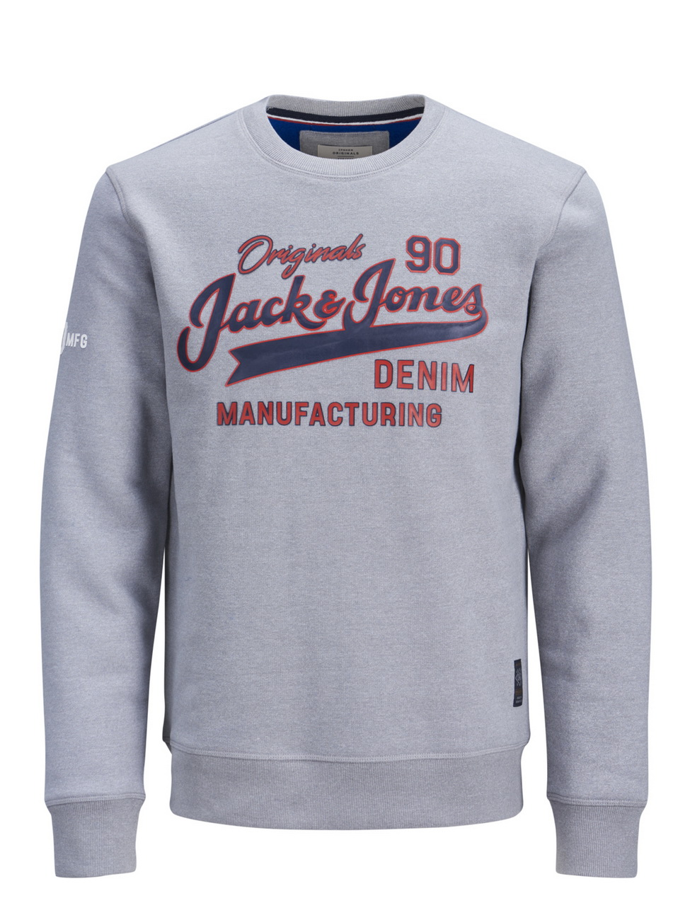 Jack & Jones Herren Sweater JORLOGAN SWEAT CREW NECK