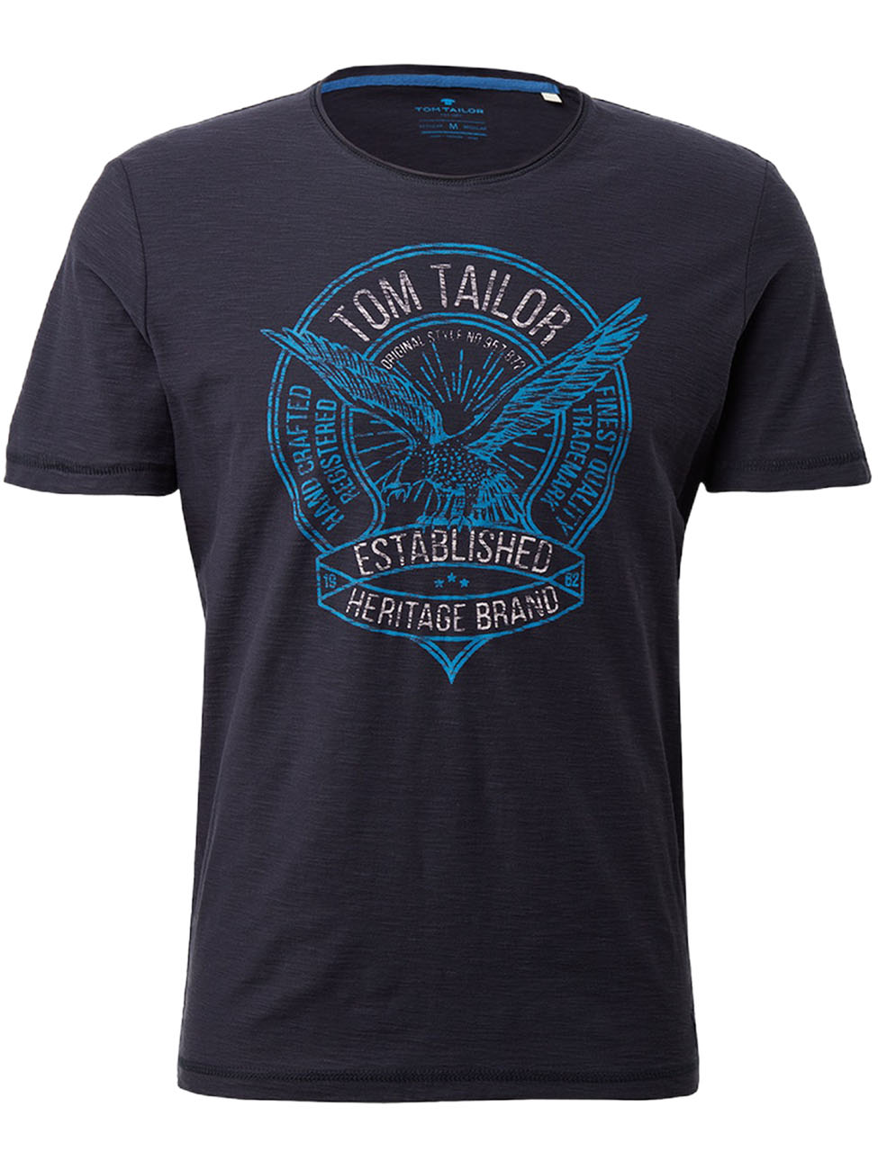 c032373411593 Tom Tailor Herren T-Shirt mit Print kaufen - JEANS-DIRECT.DE