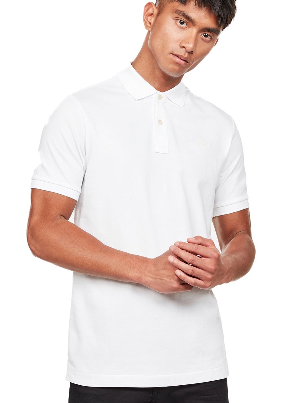 G-Star Herren Poloshirt Dunda - Slim Fit