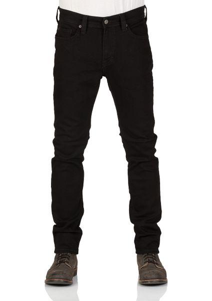 Mustang Herren Jeans Vegas - Slim Fit - Schwarz - Denim Black